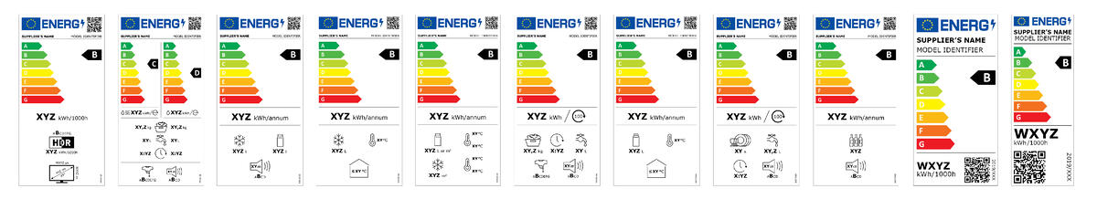 New European regulations on Ecodesign and Energy Labelling