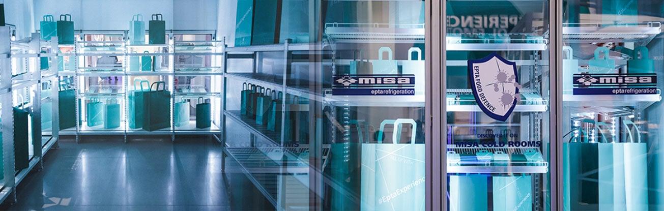 Kühlzellen und Nachhaltigkeit