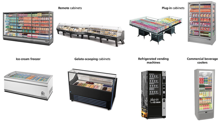 RefrigeratedCabinets