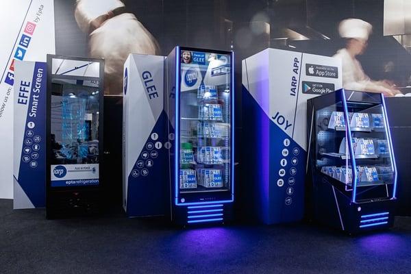 Vetrine refrigerate personalizzate di EPTA, leader nella refrigerazione commerciale